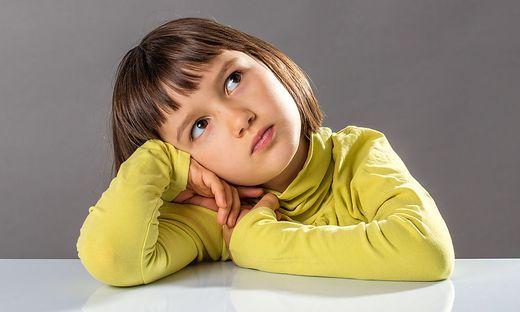 Kinder, die Langeweile bewusst erleben, entdecken dabei die eigenen Interessen