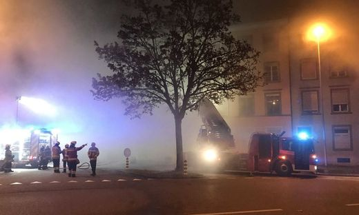 Sechs Tote bei Brand in der Schweiz - Kinder unter Opfern