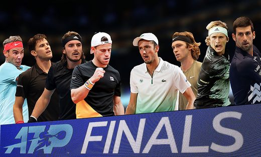 TENNIS - ATP Finals 2020 preview