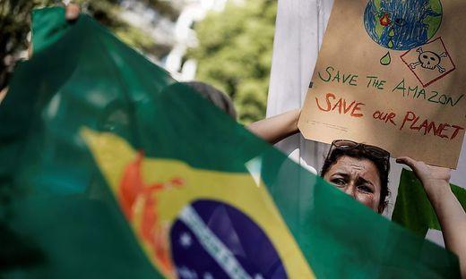 Brasiliens Natur und Menschen sind akut von der Katastrophe betroffen