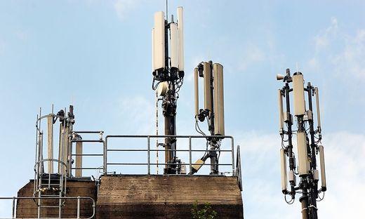 Mobilfunkantennen (Sujetbild)