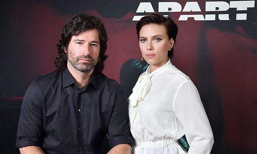 """Nicht """"apart"""", sondern für ein neues Projekt wieder zusammen: Pete Yorn und Scarlett Johansson"""