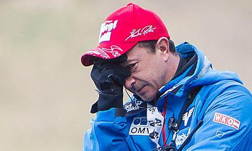 Skispringen Der Schrecklichste Tag Im Leben Von Alex Pointner