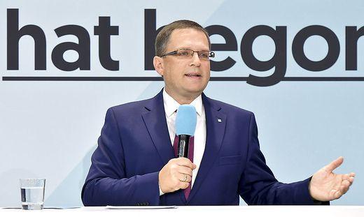 ÖVP-Klubchef August Wöginger