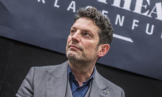 Ab Herbst 2020 Intendant in Klagenfurt: Aron Stiehl
