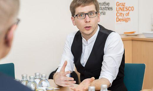 Krotzer gilt als Ideologe und Kahr-Nachfolger in der KPÖ