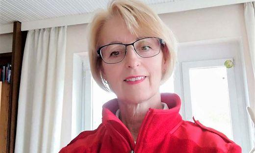 Marlies Sacherer ist Sanitäterin, Lehrbeauftragte, Jugendreferentin und in der Krisenintervention tätig