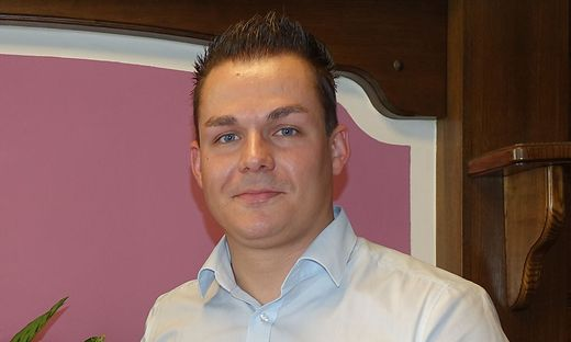Stadtrat Raphael Pensl