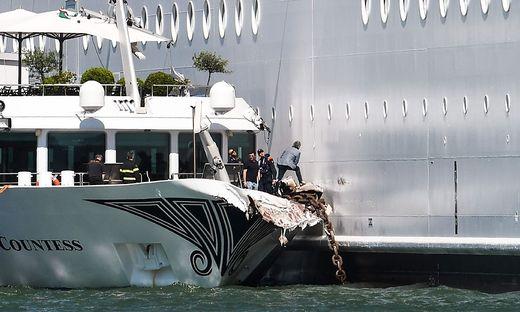 """Waren die Sicherheitsvorkehrungen an Bord des Kreuzfahrtschiffes """"MSC Opera"""" ausreichend?"""