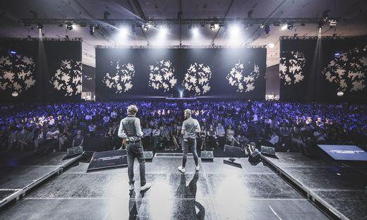 6000 Besucher kamen heuer in die Grazer Stadthalle