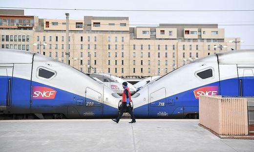 90 Prozent der TGV-Verbindungen fällt am Donnerstag aus