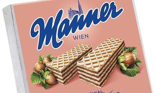 Manner-Schnitten, ein klassisches Produkt aus Österreich