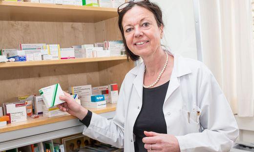 Hausapotheke - Aerztin Dr. Maria Korak-Leiter - Maria Rain April 2016