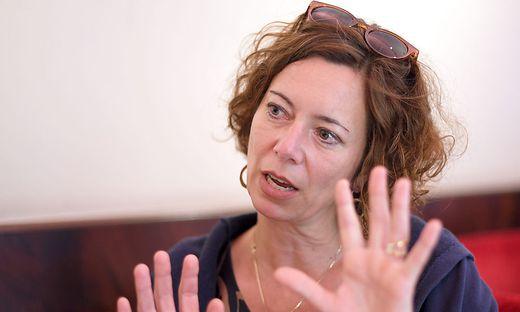 Eva Menasse: ein Plädoyer für die Erinnerungskultur