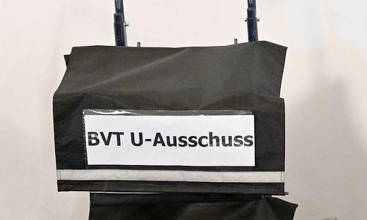 BVT-U-AUSSCHUSS