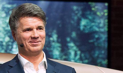 BMW-Chef Harald Krüger