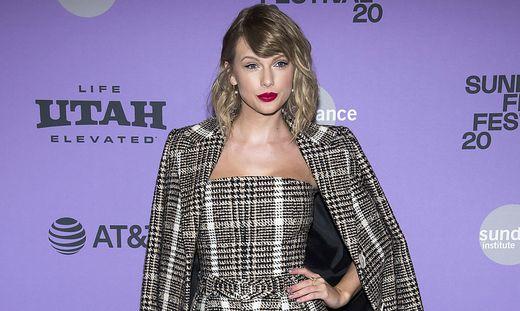 Taylor Swift beim Sundance Festival