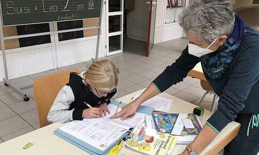 Elisabeth Wilhelm unterrichtet seit 1995 in der VS Puch bei Weiz