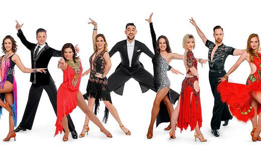 Profitänzer bei Dancing Stars 2019