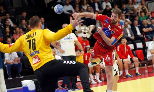 HANDBALL - AUT vs SRB, friendly match