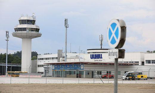 Um den Flughafen Klagenfurt wird zwischen den Eigentümern heftig gestritten