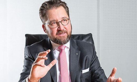 """Der neue Vorstandschef Martin Füllenbach will """"jeden Stein umdrehen"""""""