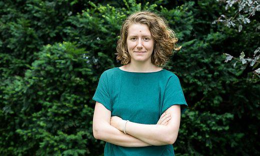 Katharina Rogenhofer, Sprecherin des Klimavolksbegehrens