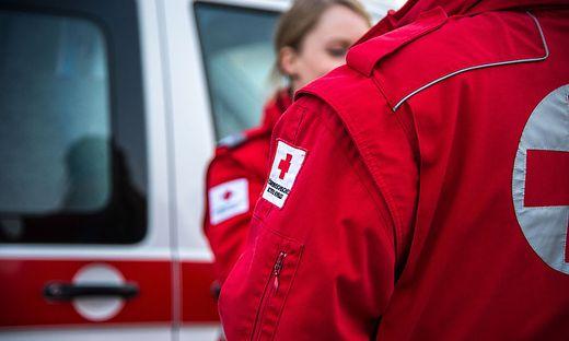 Nach der Erstversorgung durch die Rettungskräfte wurde der 35-Jährige nach Klagenfurt geflogen