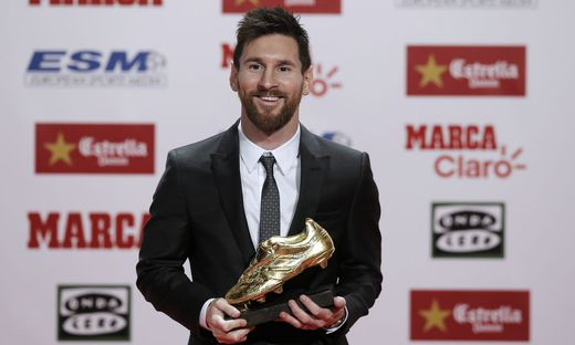 Goldener Schuh 2021 Rangliste