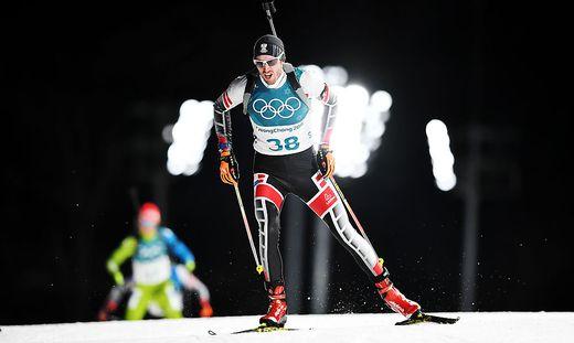 Landertinger lief zur Bronze-Medaille