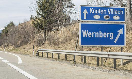 Das Mobilitätspaket wird nun geschnürt. Fix darin enthalten sein wird der Ausbau der Abfahrt Wernberg an der A 2. Dort soll ab 2021 eine Vollanschlussstelle errichtet werden