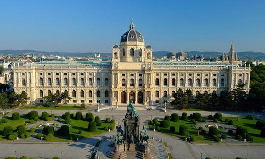 Das Naturhistorische - Hinter den Kulissen eines Wiener Museums