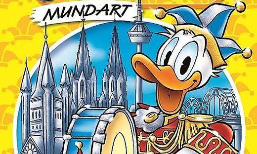 Donald Duck im Karneval-Fieber