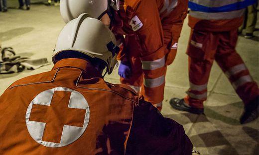 Eine 35-jährige Klagenfurterin wurde beim Unfall leicht verletzt