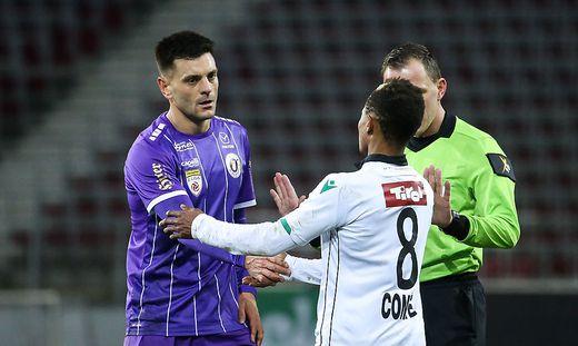 SOCCER - 2. Liga, A.Klagenfurt vs Wacker