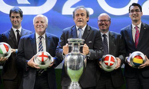 Fragen Und Antworten So Funktioniert Die Fussball Em 2020
