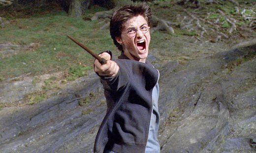 """Daniel Radcliffe im Film """"Harry Potter und der Gefangene von Askaban"""""""