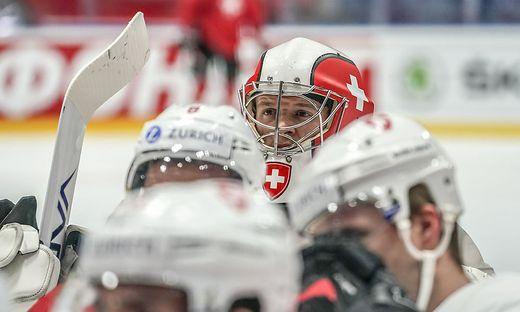 SVK, IIHF WM, Training Schweiz
