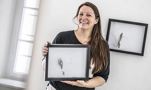 Architektin und Kunstschaffende: Tanja Prušnik (47)