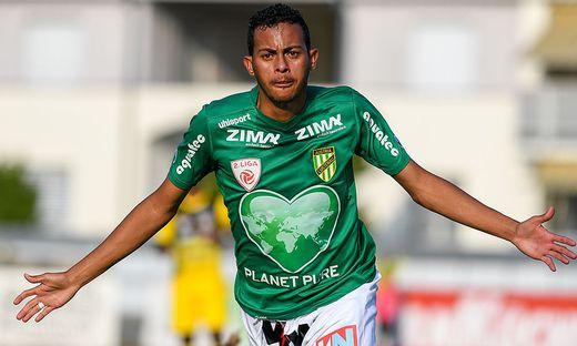Lucas Barbosa kommt zum GAK