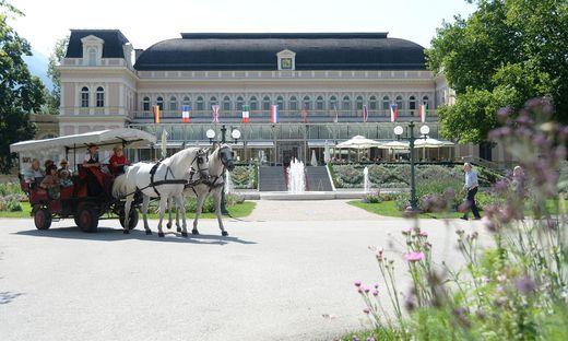 Das Kurhaus in der Kaiser-Stadt Bad Ischl