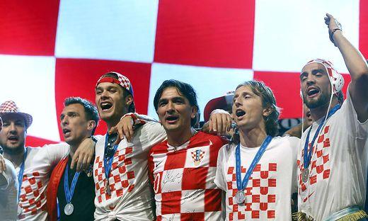 Kroaten spendeten doch nicht