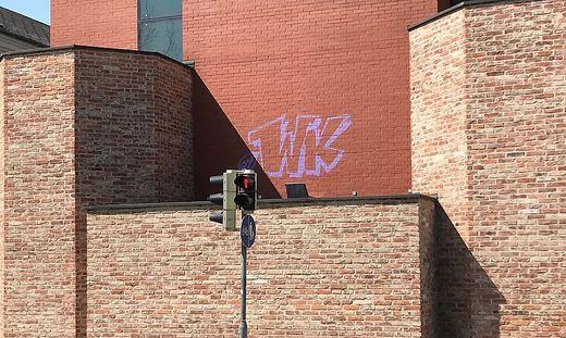 Sprayer-Attacke auf Synagoge