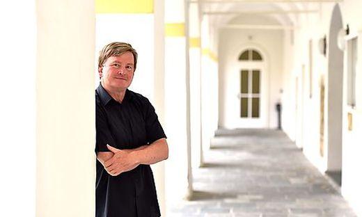 Christian Stromberger ist seit 30 Jahren als Priester tätig. Seit 2000 ist er Rektor des Bildungshauses und Stiftspfarrer