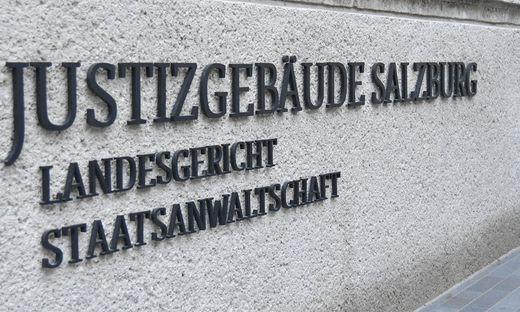 ++ THEMENBILD ++  NEUES SALZBURGER LANDESGERICHT