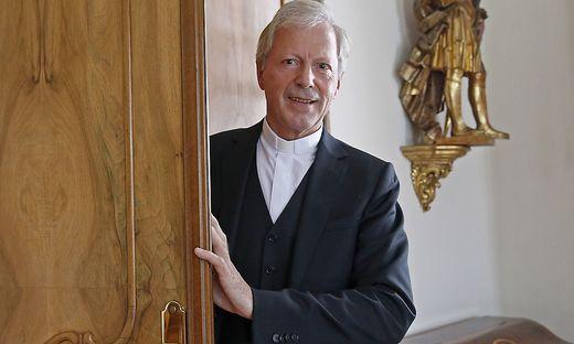 Die Tage von Engelbert Guggenberger als Diözesanadministrator scheinen gezählt