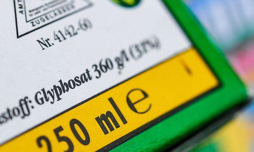 Glyphosat wird für Bayer zu einem teuren Problem