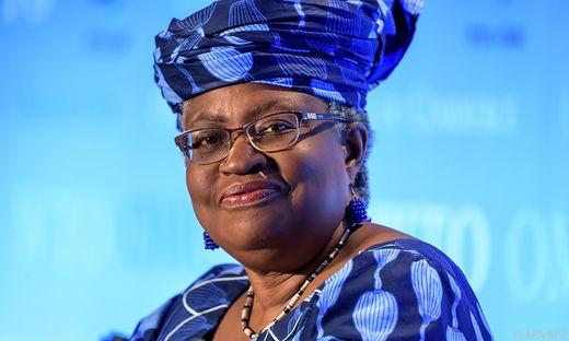 Ngozi Okonjo-Iweala hat sich im Rennen um den Chefposten der WTO durchgesetzt