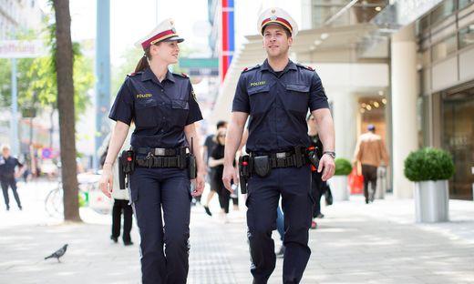 WIEN: POLIZEI-SCHWERPUNKTKONTROLLE GEGEN BETTELEI