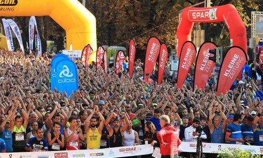RUNNING - Graz Marathon